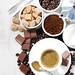 cup of espresso, ingredients