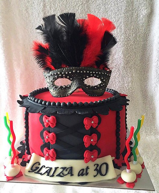 Bachelorette Party Cake from Lycea Mary at Love A Cake