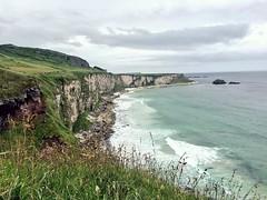 Coast near Ballintoy #northernireland #travel #coast