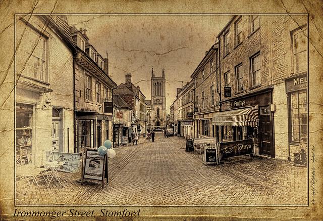 Ironmonger Street, Stamford