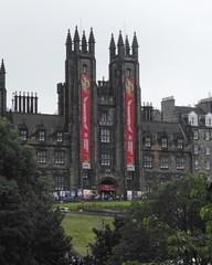 Edinburgh August 2016