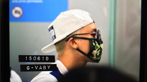 Big Bang - Incheon Airport - 19jun2015 - G_Vaby - 05
