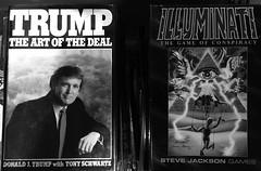 Trump V. Illuminati Game
