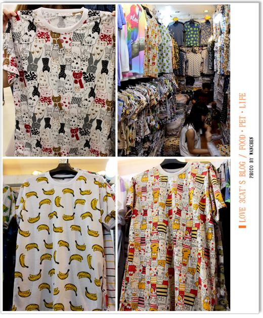 泰國貓咪t恤