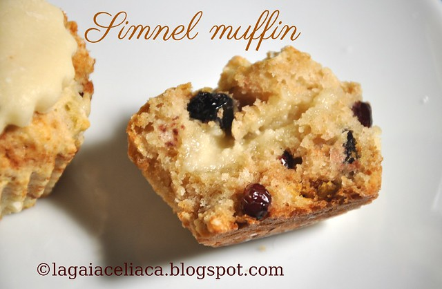 simnel muffin interno