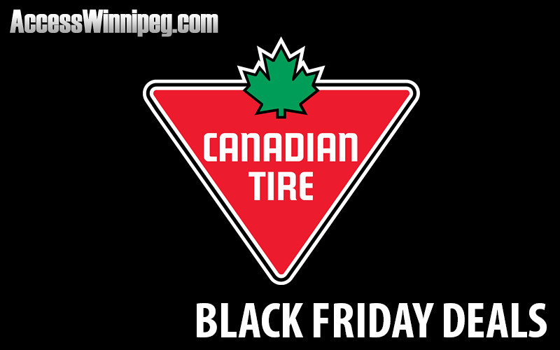 · Start your Black Friday savings early, because Canadian Tire's Big Pre-Black Friday flyer is here and available for your viewing pleasure on.