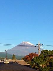 Mt.Fuji 富士山 11/15/2014