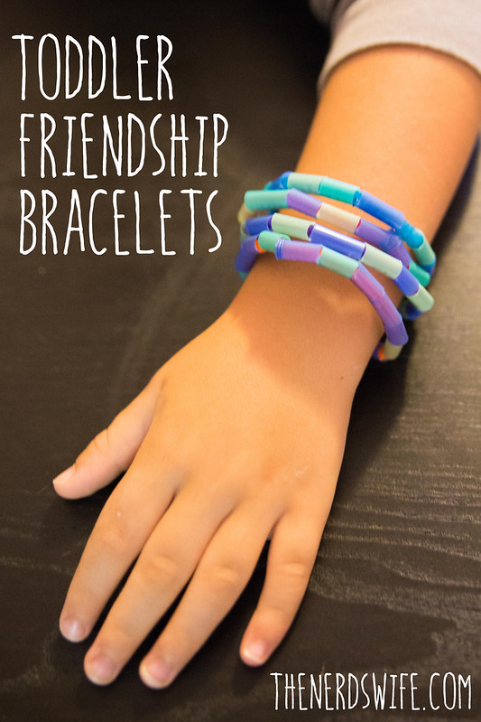 Toddler Friendship Bracelets