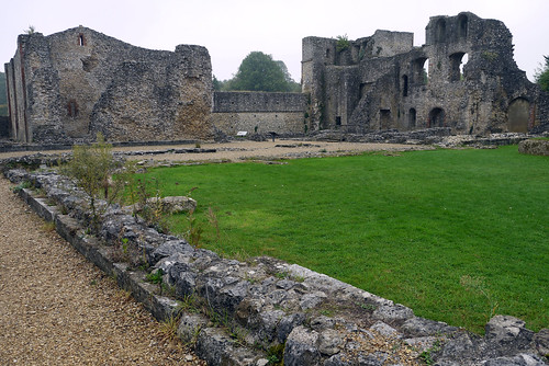 The Ruins of Wovesey