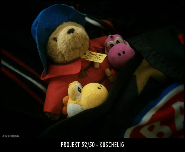 Projekt 52/50 - Kuschelig
