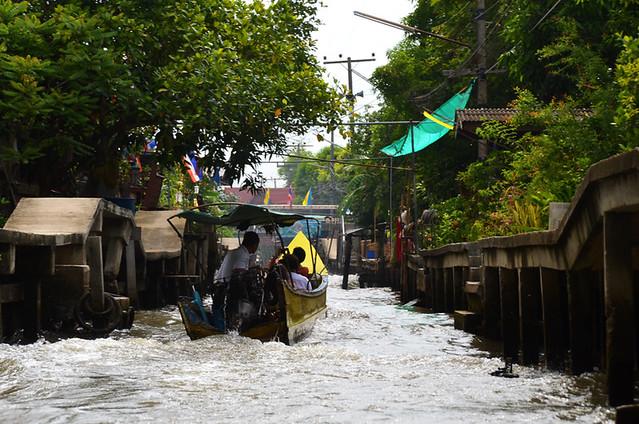 Canales de Damnoen Saduak