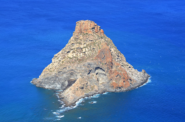 Roque del Dentro, Anaga, October, Tenerife