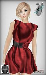 ~DM~Satin Delight rouge Vendor ArtWork