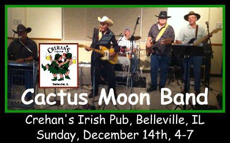 Cactus Moon Band 12-14-14