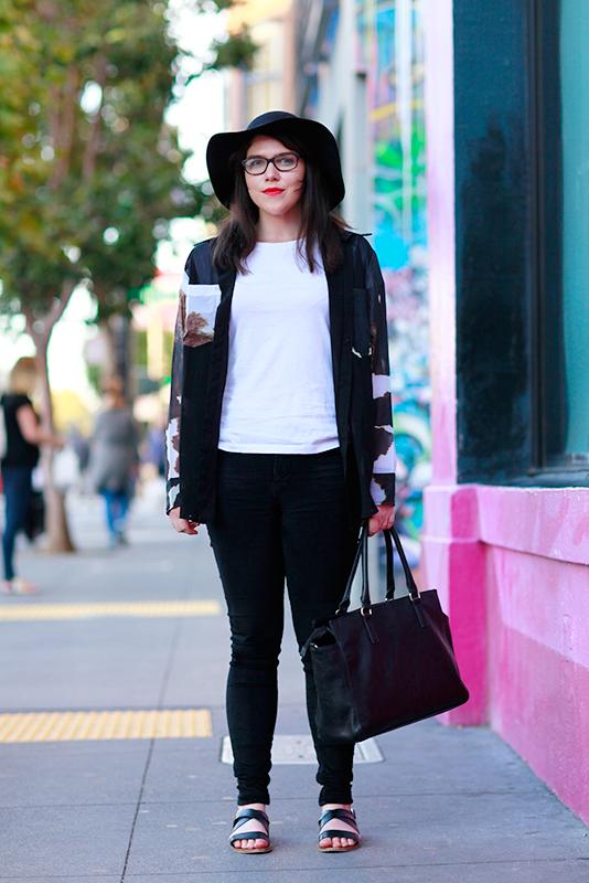 marissah women, Quick Shots, San Francisco, street fashion, street style, Valencia Street