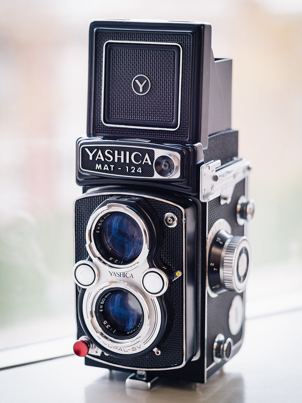 Yashica Mat 124 TLR