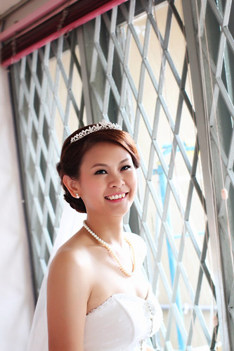 Kristin Low ~ Wedding Day