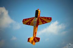 Yak 3D Flight Full Aleron Authority Evento 3D y Jets Sobre Guatemala