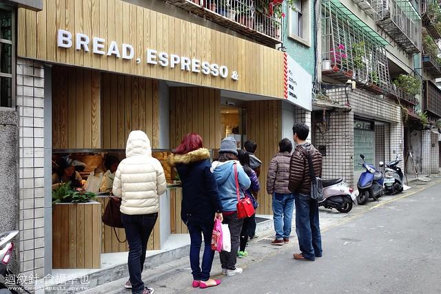 bread, espresso, cafe