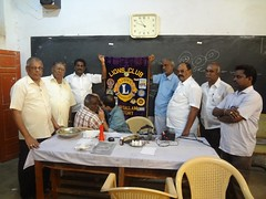 Courtallam Victory Lions Club (India)