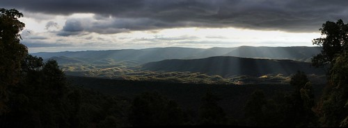 autostitch panorama mountains west clouds sunrise canon virginia is rays stm efs f3556 18135mm 60d