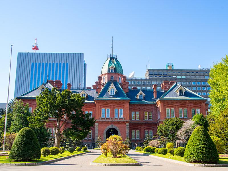 旧赤れんが庁舎