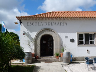 Restaurante A Escola en Alcacer do Sal (Alentejo, Portugal)