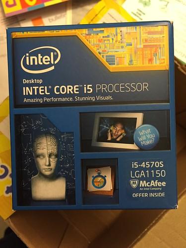 Core i5 4570S