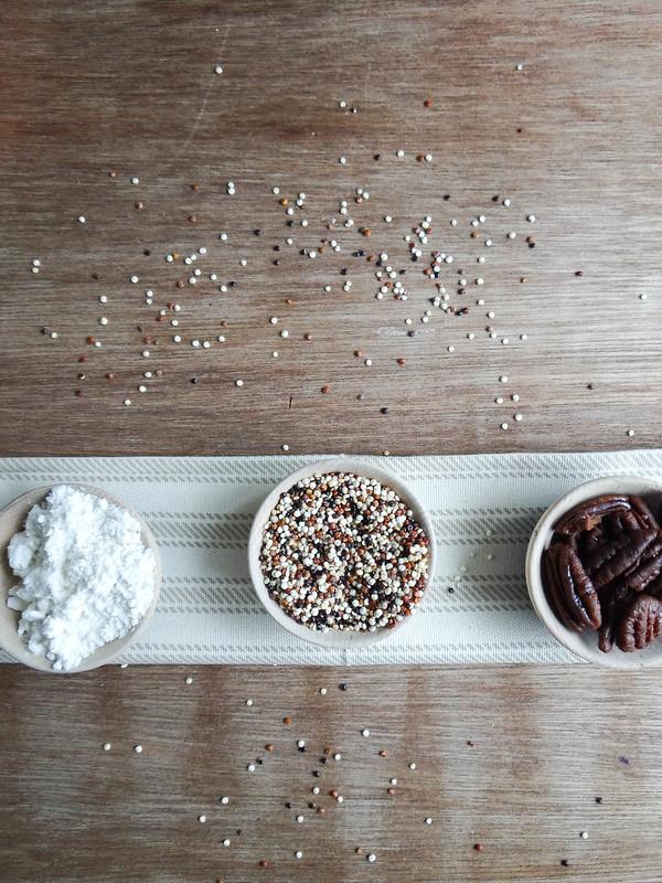 Winter Squash + Quinoa Rissoles // SMBP
