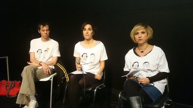 Ronan Lebreton, Carole Trebor, Valentine Goby