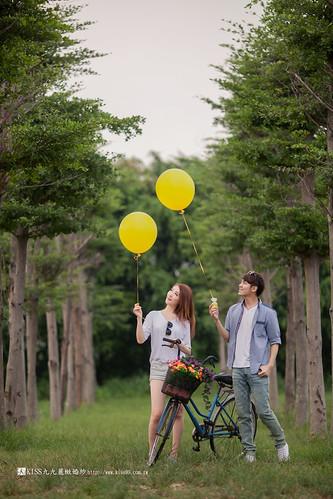 高雄KISS九九麗緻婚紗韓風婚紗攝影分享 (14)