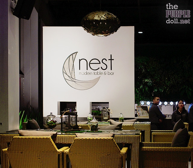 Nest Modern Table & Bar The Fort
