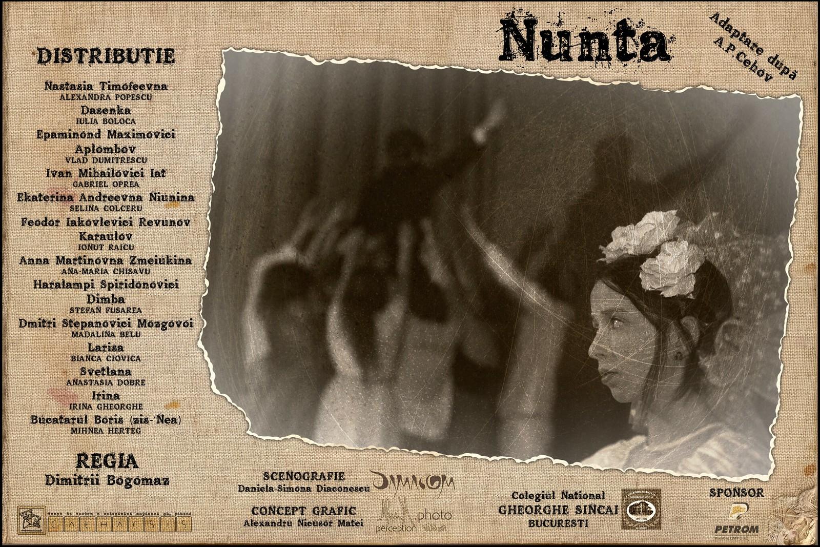 Nunta -  Cehov