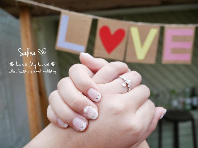 婚禮結婚新娘美甲指甲 (9)