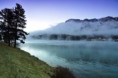 Colder St. Moritz Lake