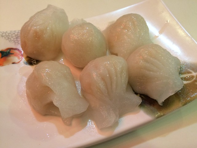 Shrimp dumplings - Original Dim Sum Garden