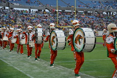 Beyond the Gridiron: Army Reserve engages fans, cadets, community at Florida Classic