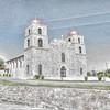 Google Street View - Pan-American Trek - Hispanic means Catholic