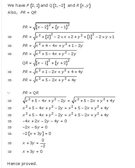 RD-Sharma-class 10-Solutions-Chapter-14-Coordinate Gometry-Ex-14.2-Q3