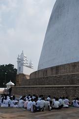Sri Lanka, Pilgrims