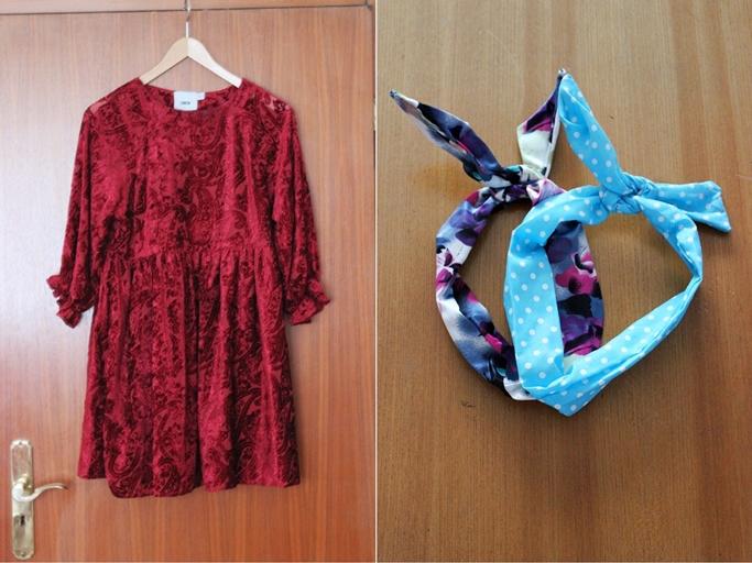 velvet smock dress - Smock dress asos
