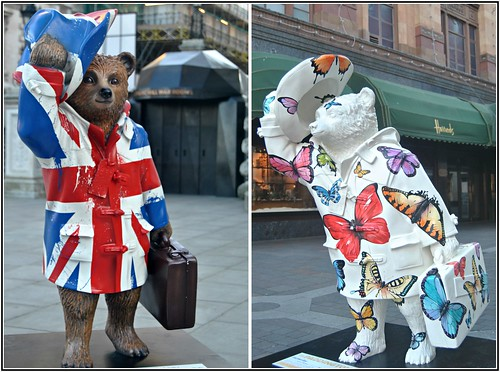 """Paddington Bear"" London"