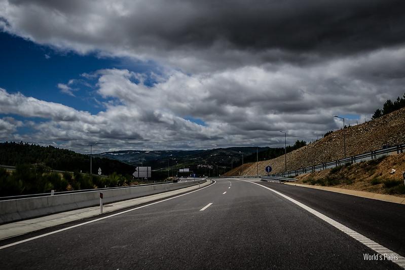 sulla strada per Porto
