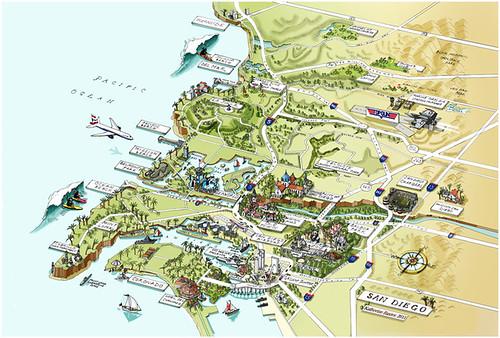 Map by Katherine Baxter