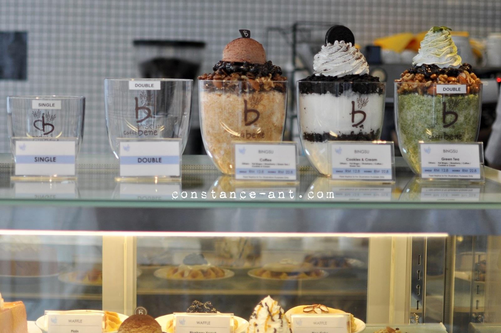 {Malacca} Caffe Bene @ Terminal Pahlawan