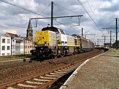 * Album  Belgien  Dieselloks  T. Heylen  Dic