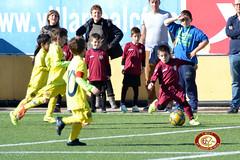 E.F. Ciudad de Yecla asociados con el Villarreal C.F.  (23)