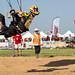Canopy Piloting - 5th Dubai International Parachuting Championship