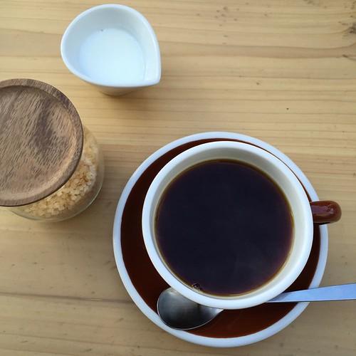 LIFE sea のコーヒー