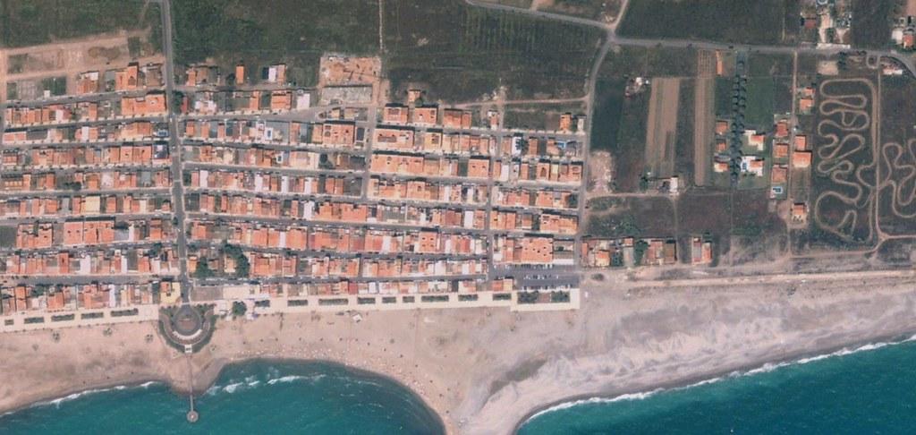 chilches, xilxes, castellón, chinxes, antes, urbanismo, planeamiento, urbano, desastre, urbanístico, construcción